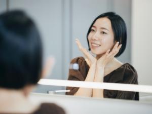 神戸三宮美容鍼灸院メイクアライフ患者様の笑顔
